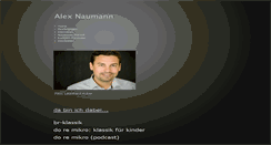 Preview of alexander-naumann.de